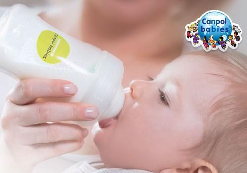 PIESAKIES jaunās Canpol babies pretkoliku pudelītes Haberman testiem!