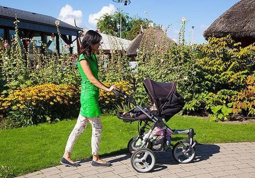 KOMENTĀRU konkurss: Cik daudz laika jūs veltāt pastaigām ar mazuļiem? Piedalies diskusijā un laimē termosomu garākām pastaigām!
