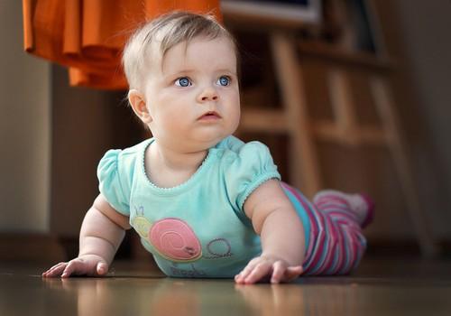 Kā novērst bērna ādas iekaisumu?