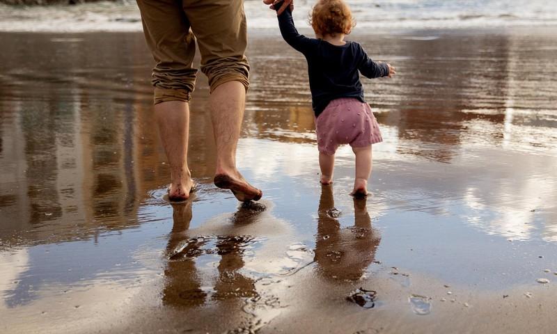 Vasarā – basām kājām! Jo vairāk, jo labāk