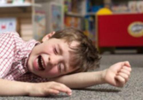 Bērns niķojas- ko darīt?