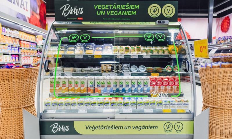 Par 30% palielinājies pieprasījums pēc vegānu un bezglutēna pārtikas produktiem