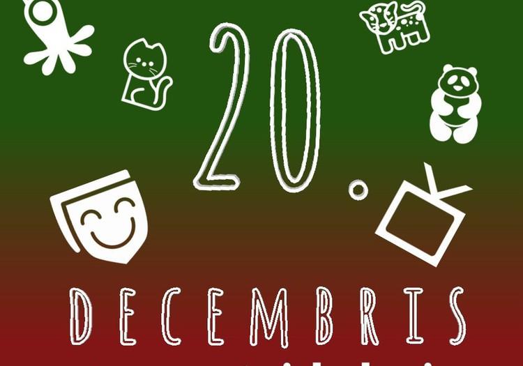 20. decembris – Pašiem savs teātris - televizors #mansmaterialuskapis