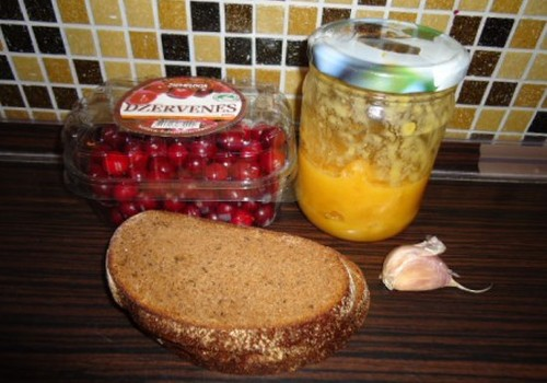 Mūsu vitamīni rudenī un ziemā