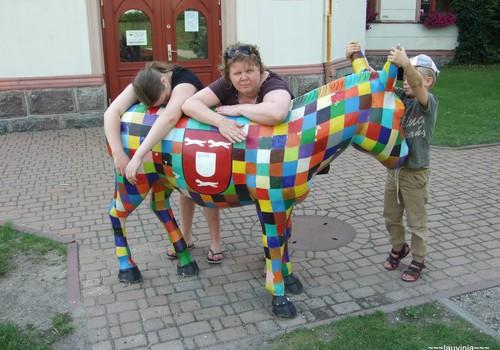 Stanczyki, Mamerki, Vilku midzenis un pāvs (Polija)