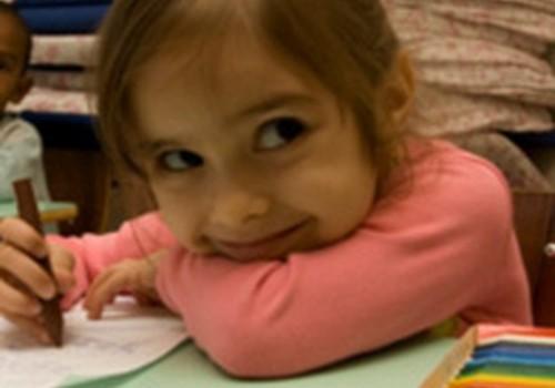 Vai bērni, kuri zīmē, ir gudrāki?