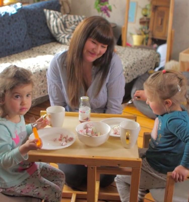 Pirmās garšvielas bērna uzturā - dilles un pētersīļi