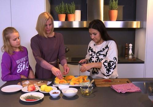 12.11.2017.TV3: cepeša recepte, maraka meistarklase, vecmātes ieteikumi zīdīšanā