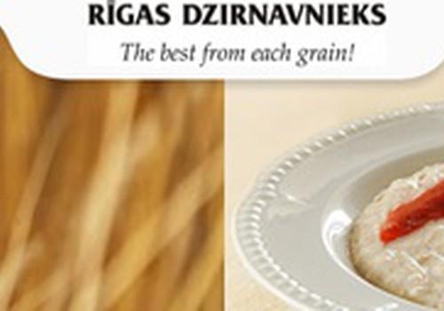 Iepazīsties ar VISĀM LABĀKAJĀM SIEVĀM, kas saņem dāvanas no Rīgas dzirnavnieka!
