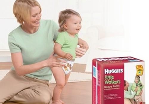 Vai esi mēģinājusi Huggies Little Walkers biksītes savam mazulim?