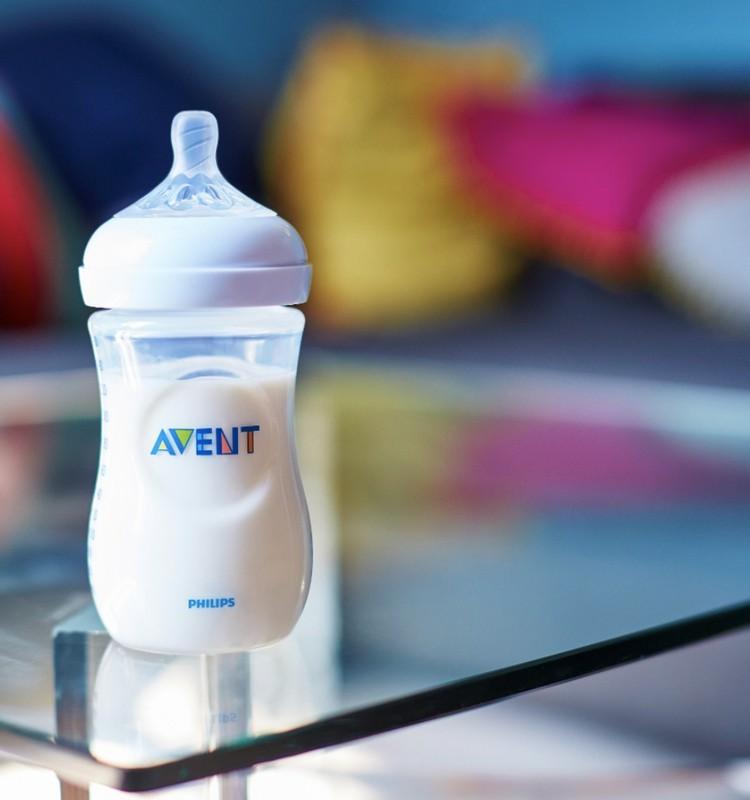Philips Avent Natural pudelīte: jūnija produktu testi