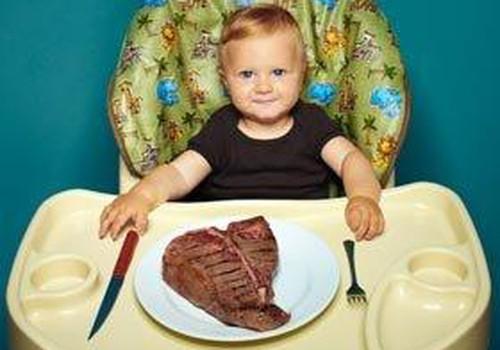 Truša gaļa mazajiem punčukiem!