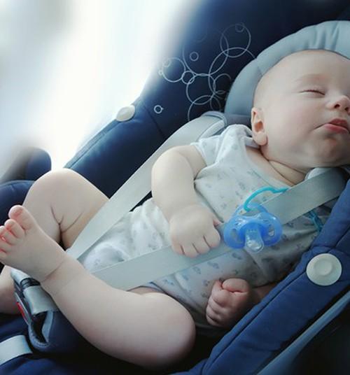 Bērnu drošība automašīnā – vecāku pienākums nr.1.