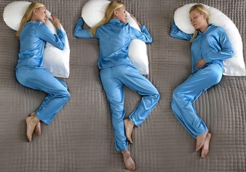 Kura pozā gulēt ir visveselīgāk?