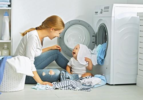 Mazgāšanas līdzekļi un bērna veselība