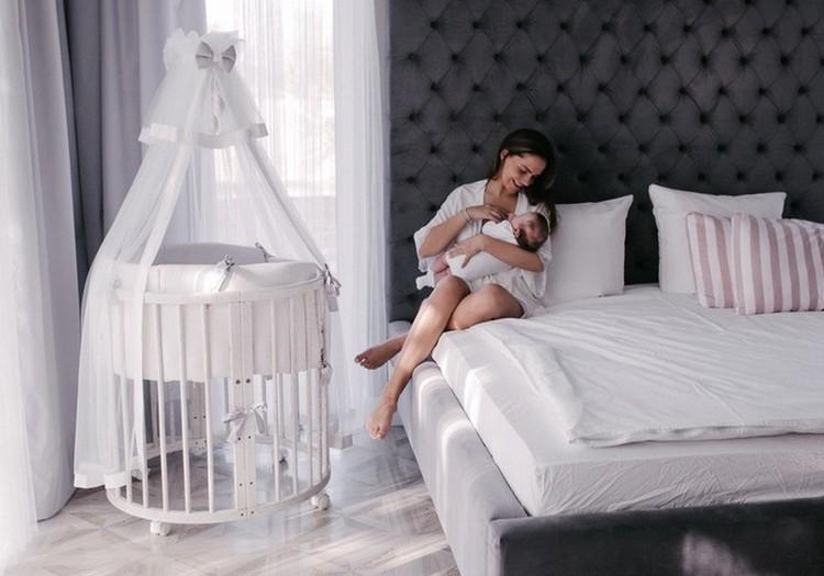 Transformējamā bērnu gultiņa. Vai tā patiks mazulim un tev?
