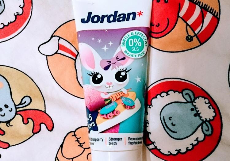 Testējam Jordan mazuļu zobu pastu