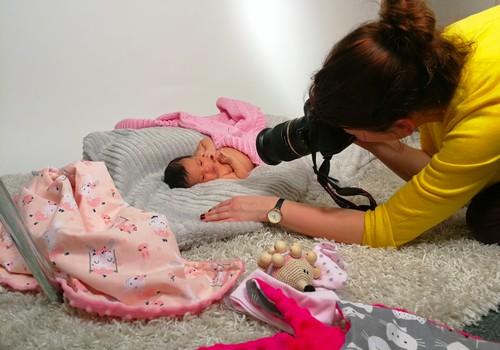 Padomi, gatavojoties jaundzimušā fotosesijai