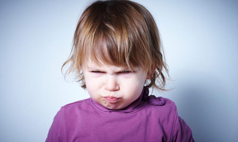 Mazais ir dusmīgs un niķīgs