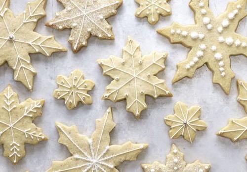 Izcep sniegbaltus saldos cepumiņus