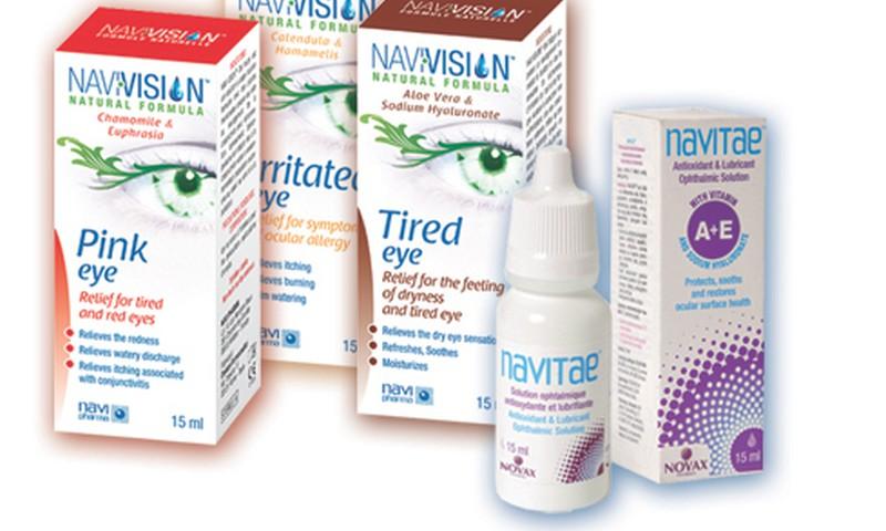 Parūpējies par savām acīm ar Navi Vision!