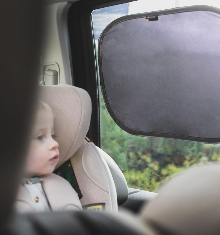 Vai uzskati, ka Tavam mazulim automašīnā ir droši? Piedalies APTAUJĀ!