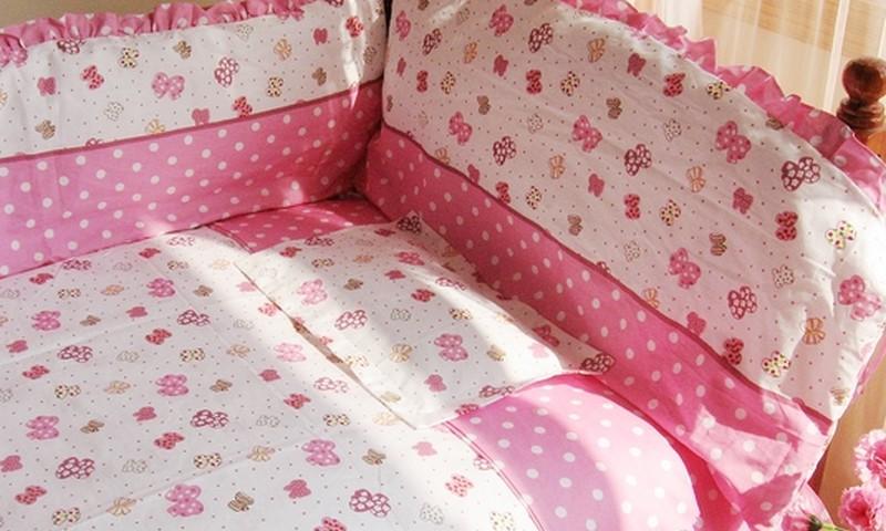 5 ieteikumi, kā izvēlēties bērna gultai gultasveļu