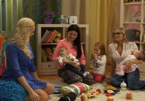 ONLINE TV: Māmiņu Kluba māmiņas testē pretkoliku pudelīti