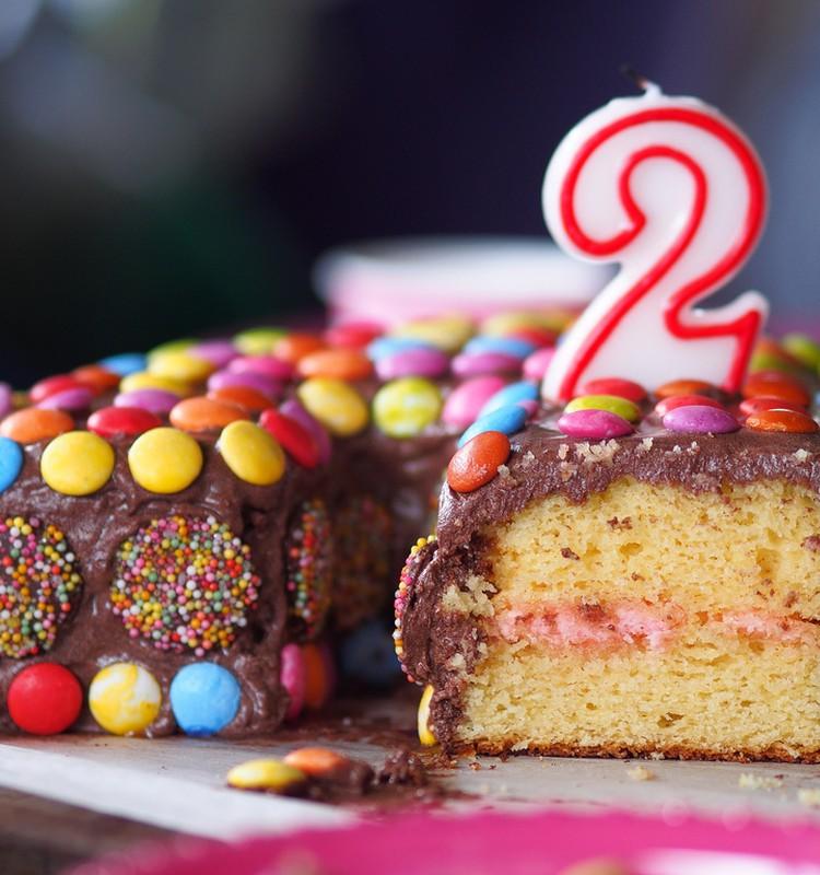 Kā svinēt otro dzimšanas dienu?