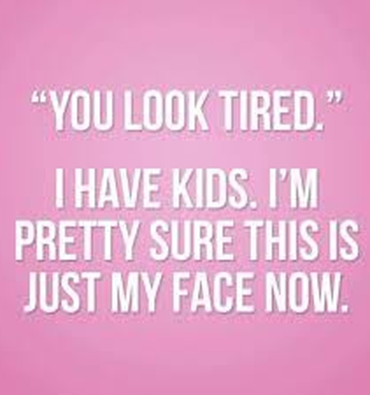 Kas notiek, kad mamma nogurst ..