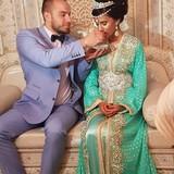 Boutaynas un Aleksandra tradicionālās marokāņu kāzas.