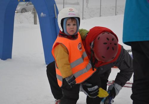 Arsеnija Attīstības dienasgrāmata: Mazais slēpotājs