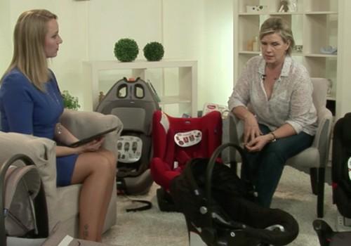 Drošība automašīnā un autokrēsliņu izvēle: kas jāņem vērā. Iesaka bērnu attīstības speciāliste Diāna Zande