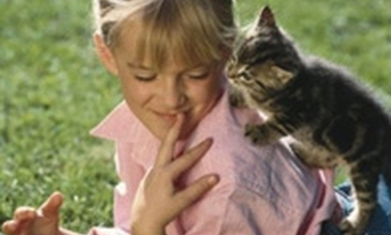 Mājdzīvnieks – bērnu draugs un sabiedrotais