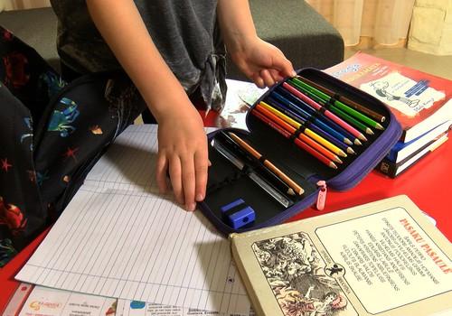 VIDEOieteikumi, kā sagatavot bērnu skolas gaitām
