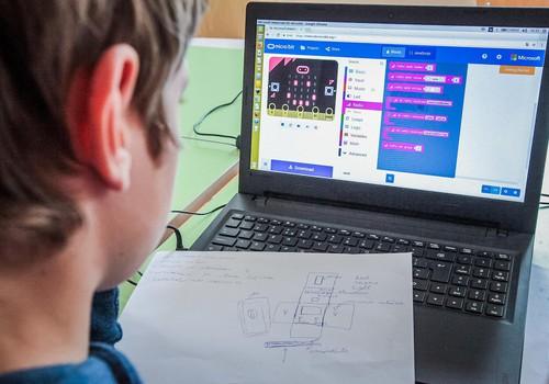 Vasaras tehnoloģiju dienas nometnes bērniem!