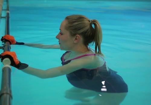 Ūdens vingrošana grūtniecības laikā