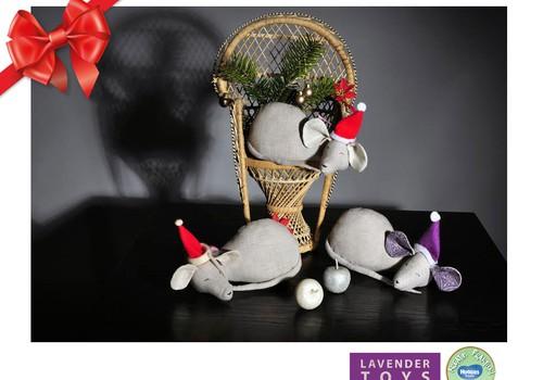 Huggies® svētku dāvanu katalogs: Lavendertoys smaržīgās dāvanas