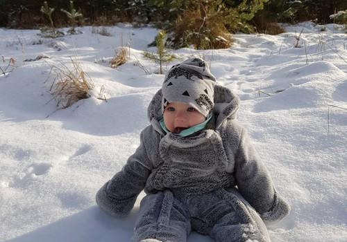 Laimīga mazuļa dienasgrāmata: Ziemai ir sava burvība