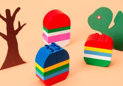 Citādākas olu medības - ar LEGO Duplo!