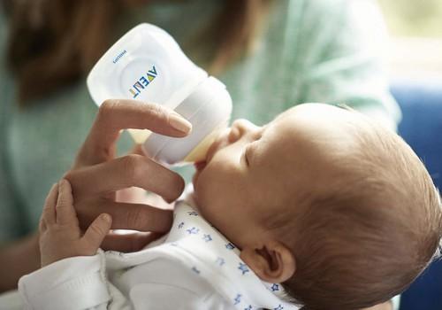Septembra produktu testi: Philips Avent Natural pudelīte