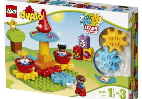 Sagaidi Lieldienas ar jaunajiem LEGO® DUPLO® komplektiem un jūsu bērna acis mirdzēs!