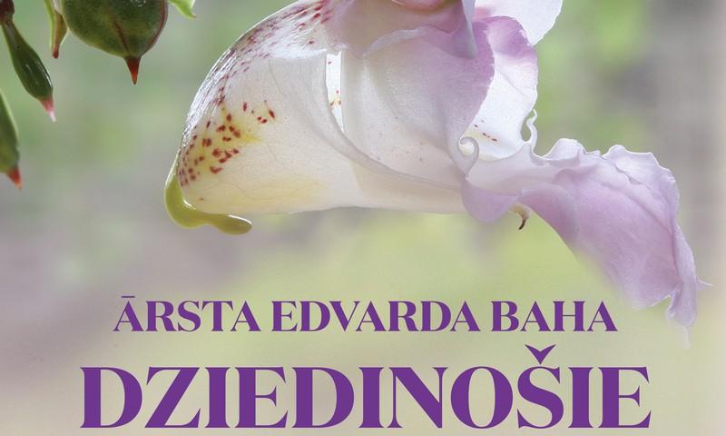 "Džulians Barnards  ""Ārsta Edvarda Baha dziedinošie augi"""
