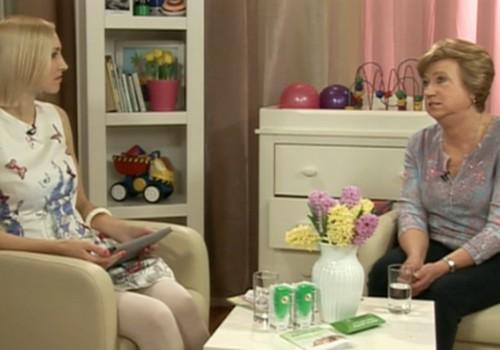 Online TV videosaruna par kolikām ar pediatri Annu Birku
