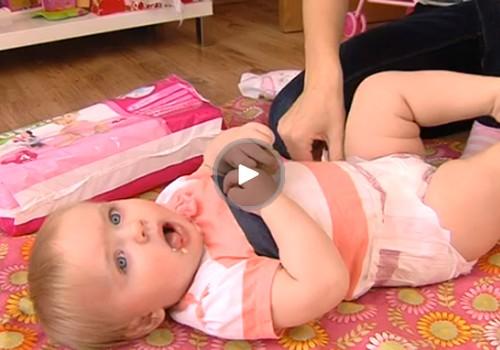 31.08.2014.TV3: podiņš mazulim, hendlinga nodarbība lieliem bērniem