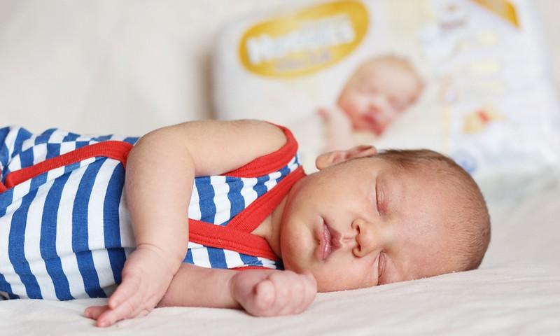 Izvēlamies apģērbu mazulim