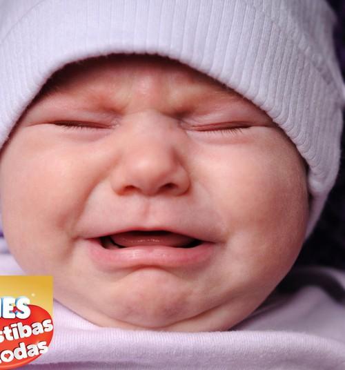 7 mazuļa asaru iemesli
