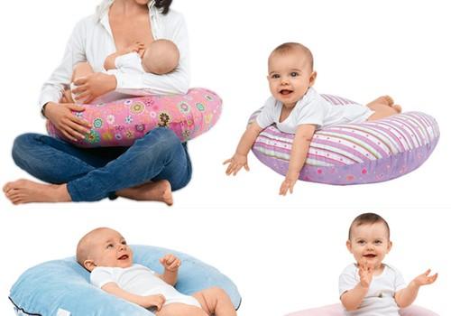 Barošanas spilvens kā palīgs mazulim un mammai!