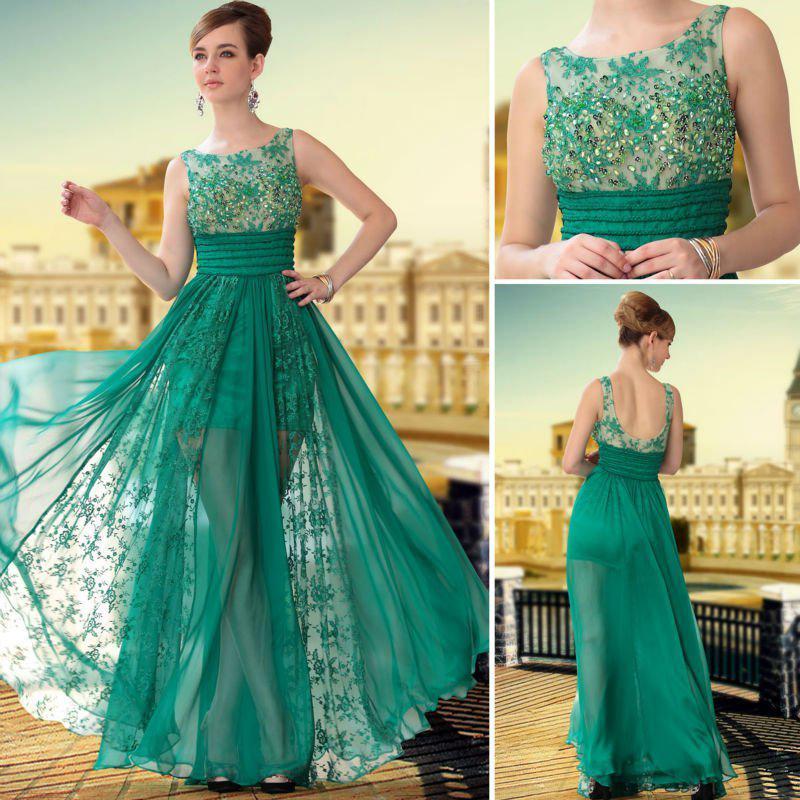 Вечерние выпускные платья 2014 фото 8