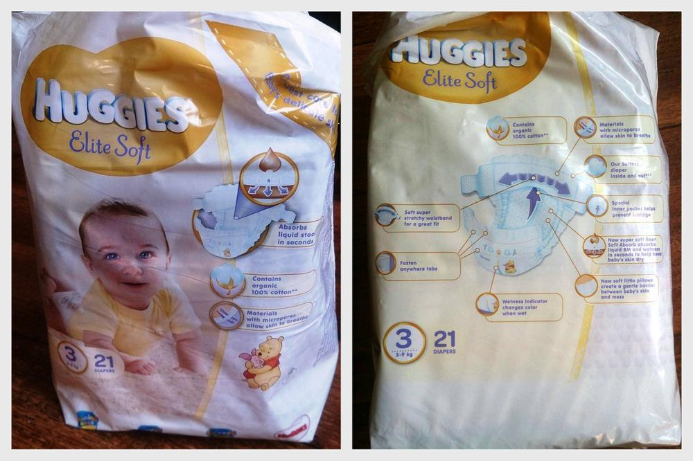 Huggies adult diaper